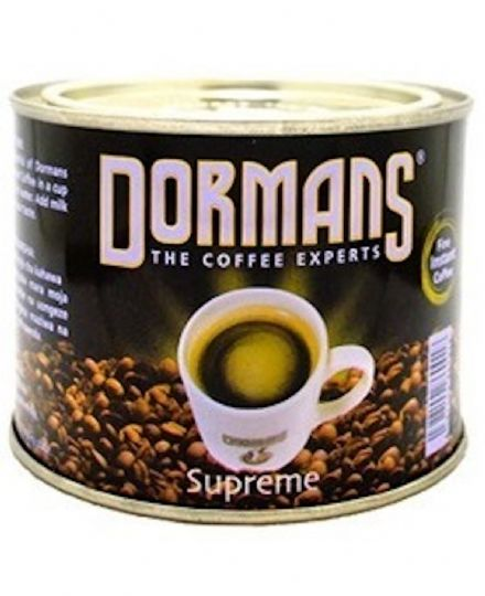 Dormans Supreme Fine Instant Coffee 100g, Kenyan Coffee